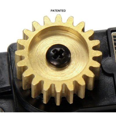 servo gears